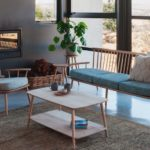 Moderner-Möbelbau-Südafrika-Wohnbereich