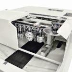 Das integrierte Werkzeugmagazin vergrößert nicht den Platzbedarf der Maschine Foto: SCM Group Deutschland GmbH