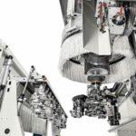 Viel Werkzeug, wenig Rüstzeit: Alles an den Maschinen ist auf Produktivität getrimmt Foto: SCM Group Deutschland GmbH
