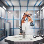 Mit BIM geplant, mit dem Roboter gefertigt