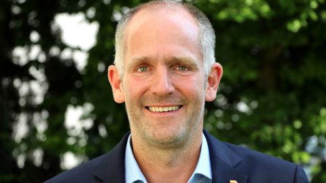 Der Düsseldorfer Tischlermeister Thomas Klode steht nun an der Spitze von Tischler NRW Foto: Tischler NRW