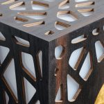 Gefraeste Ornamente mit der Origin von Shaper Tools