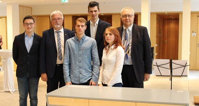 Maurizio Harle Gewinnt »Die Gute Form 2017« In Hessen