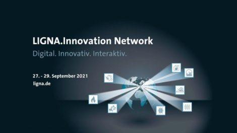 Die Ligna 2021 fällt als Präsenzveranstaltung wegen Corona aus, jedoch bietet die Ligna.In ein neues digitales und interaktives Forum