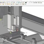 BIM im Innenausbau: Nach der Planung werden jeder Ausschnitt und jede Bohrung CNC-gesteuert gefertigt