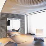 Mit BIM und CAD/CAM-Fertigung sind auch außergewöhnliche Formen möglich, zum Beispiel eine Akustikwellendecke